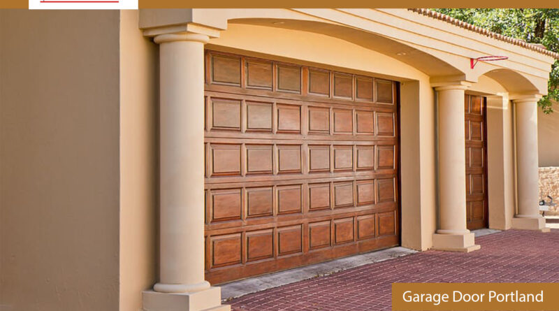Residential garage door repair portland