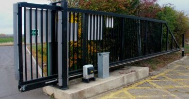 Electric Gate Repair Services