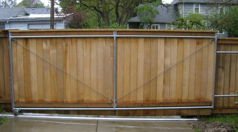 Residential Automatic Gates Repair Portland